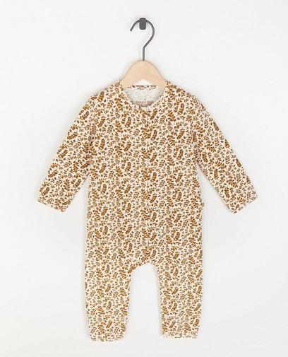Unisex pyjamaatje met print