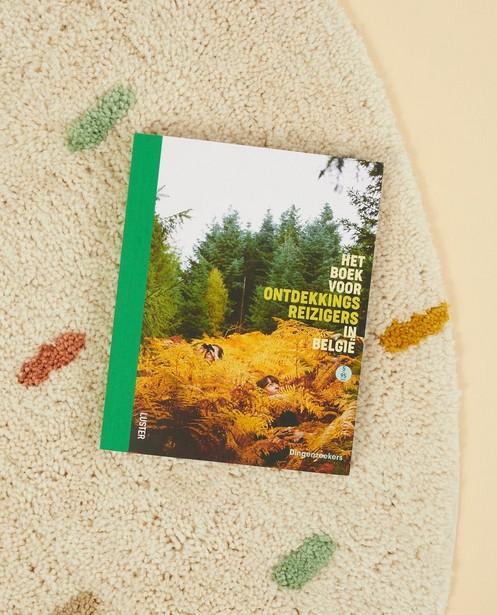 'Het boek voor ontdekkingsreizigers in België' - Dingenzoekers - JBC