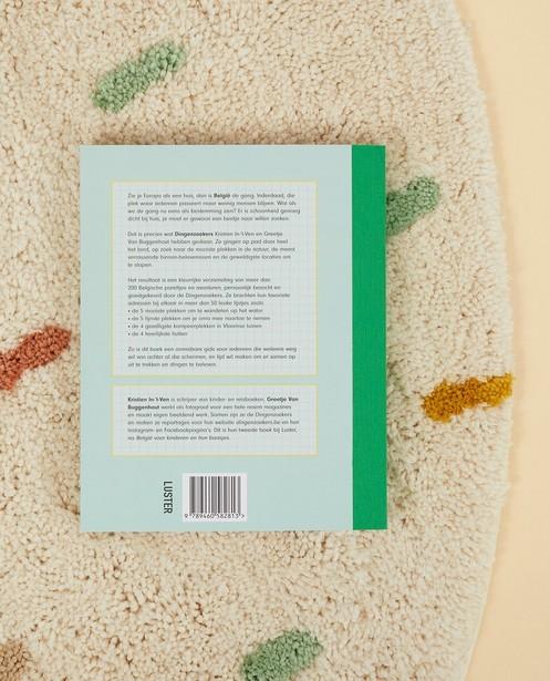 Gadgets - 'Het boek voor ontdekkingsreizigers in België'
