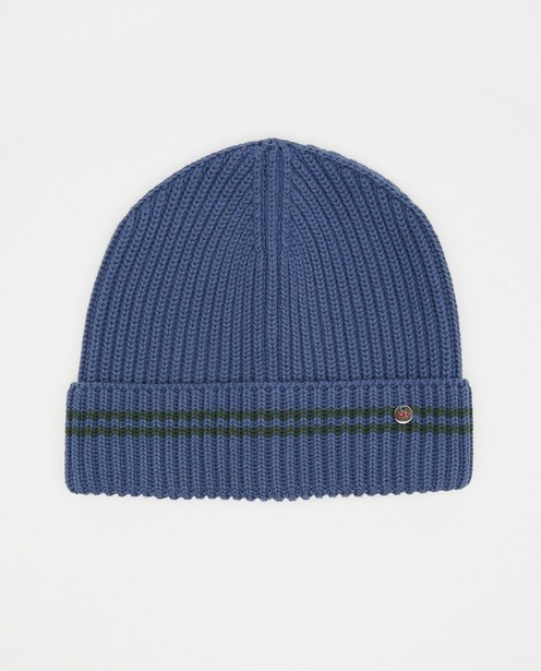 Bonnet bleu Hampton Bays - en coton - Hampton Bays