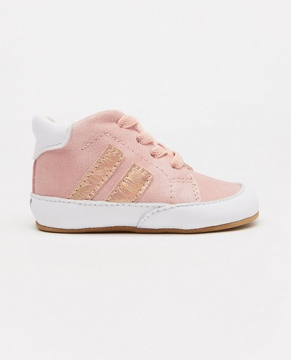 Roze sneakers Go Banana's, S-L
