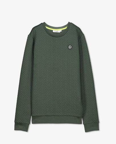 Kaki sweater