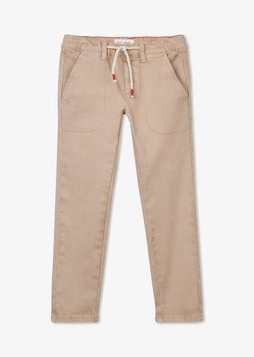 Pantalon beige fred + ginger