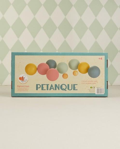 Gadgets - Petanque-set Egmont Toys