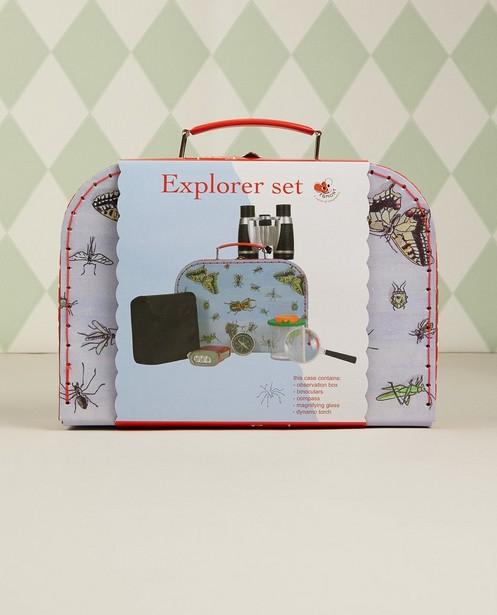 Gadgets - Ontdekkerskoffertje Egmont Toys