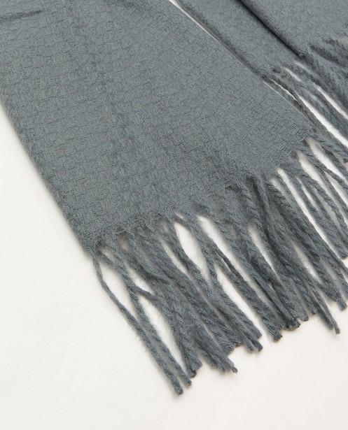 Breigoed - Sjaal van gerecycleerd polyester Pieces