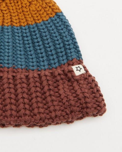 Bonneterie - Bonnet brun Your Wishes