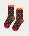 Chaussettes en coton bio DillySocks, 27-34 - à imprimé - Dilly Socks