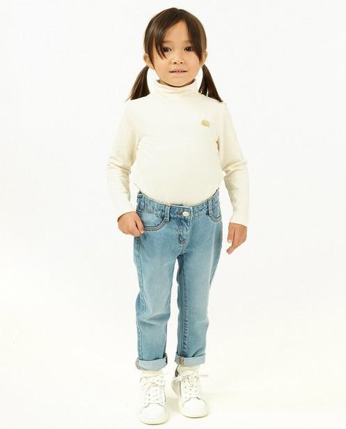 Blauwe jeans Lene - stretch - Milla Star