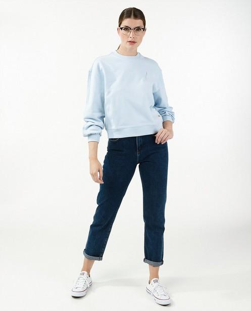 Blauwe gerecycleerde jeans I AM - 100% - I AM