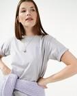 T-shirts - Biokatoen T-shirt in lila I AM