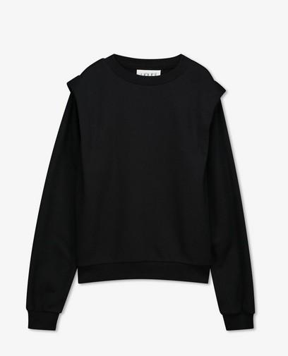 Zwarte sweater Youh!