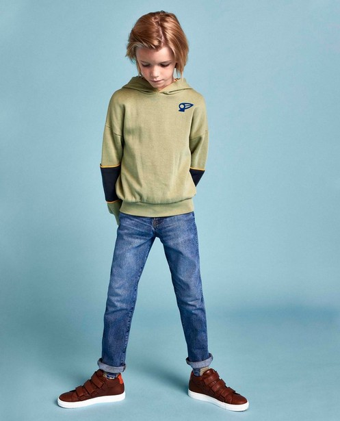 Lichtblauwe slim fit jeans CKS - jongens - CKS