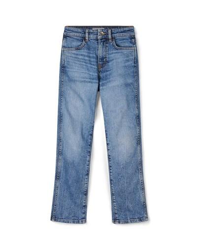 Lichtblauwe slim fit jeans CKS