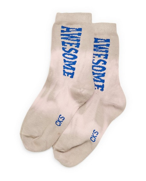 Chaussettes avec imprimé CKS - avec du stretch - CKS