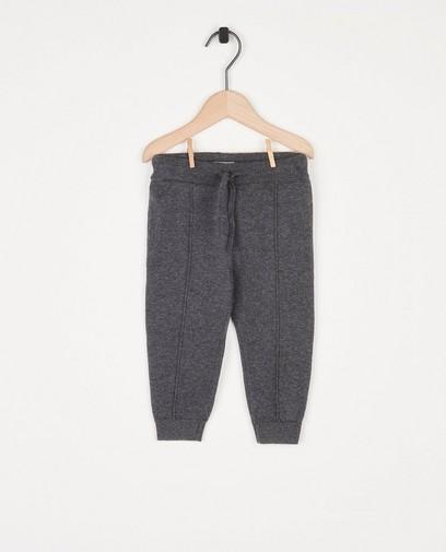 Pantalon unisexe en fin tricot