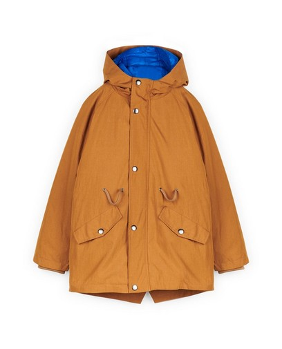 Manteau marron 2 en 1 CKS