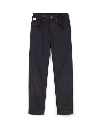 Pantalon bleu foncé CKS