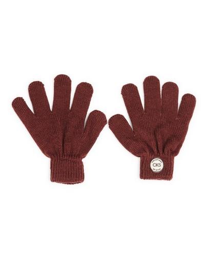 Bordeaux handschoenen CKS
