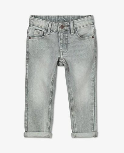 Grijze mom jeans Sam