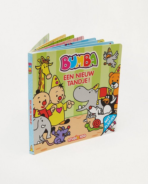 Gadgets - Livre à rabats Bumba - Een nieuw tandje