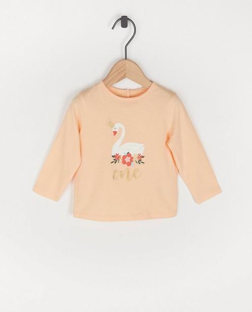 T-shirt à manches longues à imprimé - avec du stretch - Cuddles and Smiles