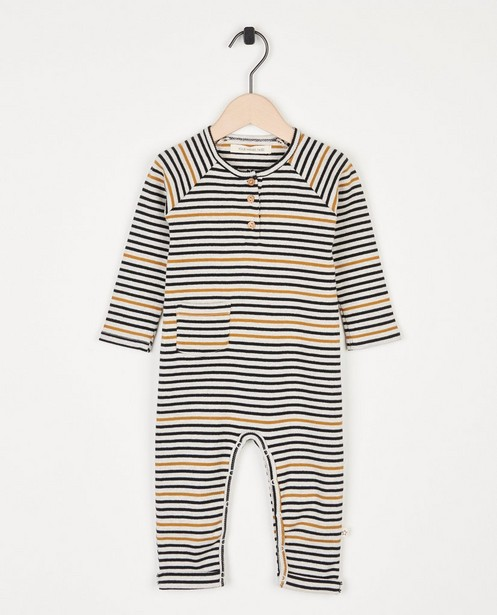 Jumpsuit met strepen Your Wishes - stretch - Your Wishes