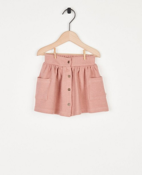 Roze rok Young Wishes - met stretch - Your Wishes