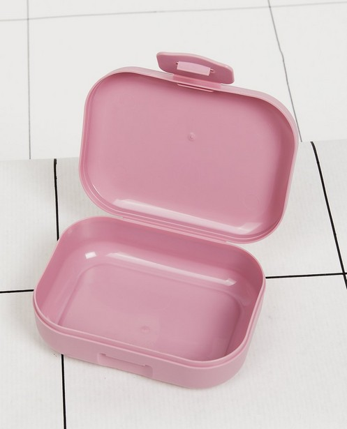 Gadgets - Roze snackbox Amuse Your Day