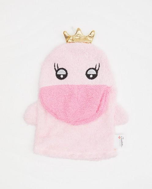 Gant de toilette «Princesse» Isabelle Laurier - 100% coton - Isabelle Laurier