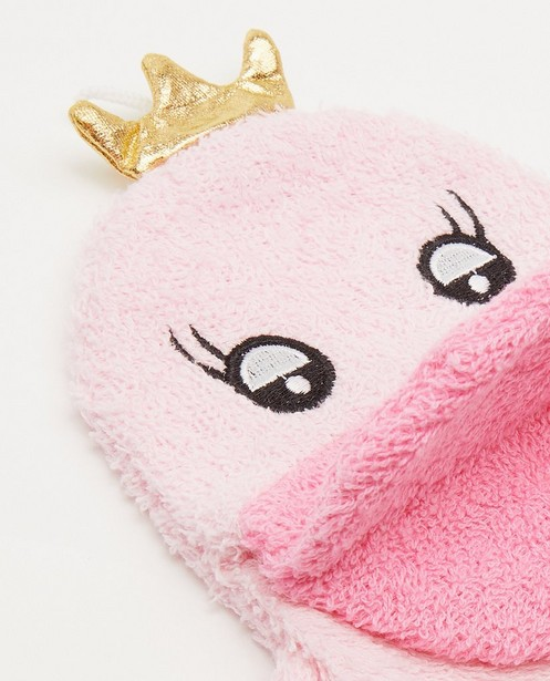 Gadgets - 'Prinses' washandje Isabelle Laurier