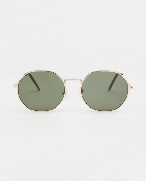 Rose gold zonnebril - met metalen montuur - JBC