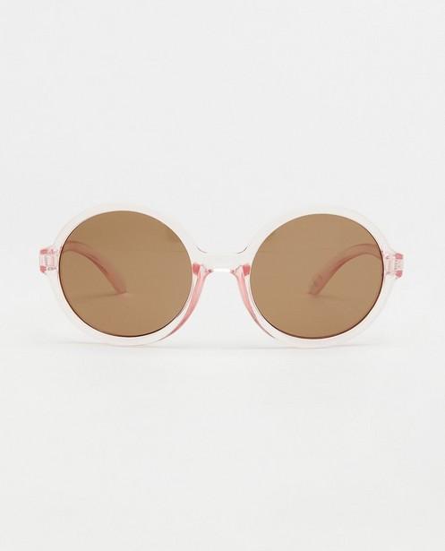 Ronde zonnebril - met kunststof montuur - JBC