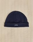Bonnet en coton bio, Studio Unique - personnalisable - Cuddles and Smiles