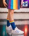 Blauwe kousen - Nieuwe iconische K3-outfit - K2 zoekt K3 - Milla Star