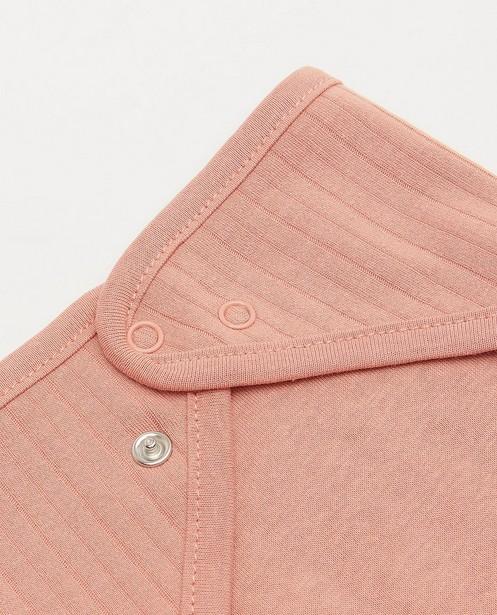Babyspulletjes - 2-pack roze bandana bib Jollein