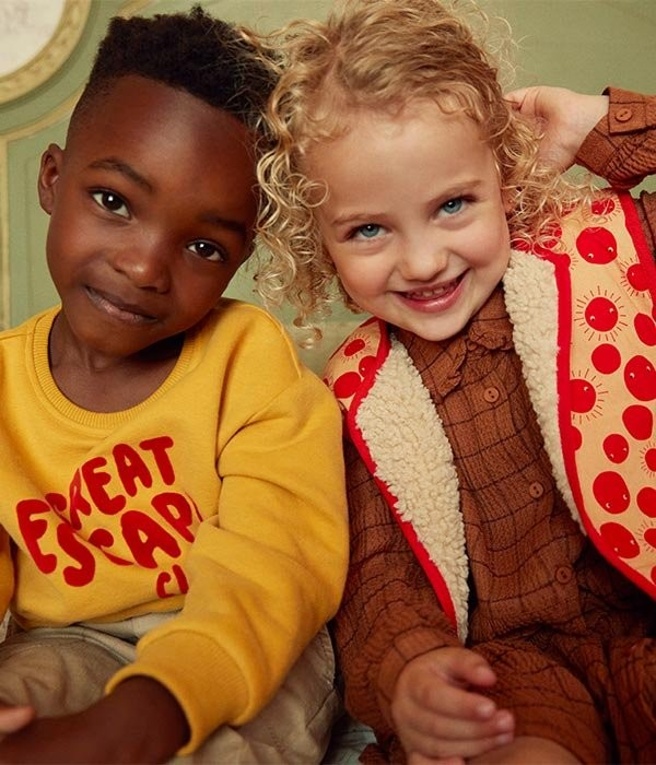fred + ginger collectie van JBC jongenskleding