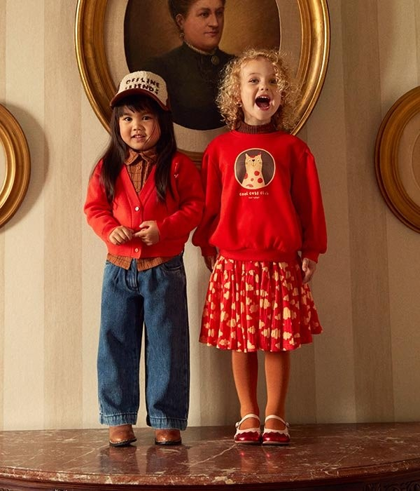 fred + ginger collectie van JBC meisjeskleding