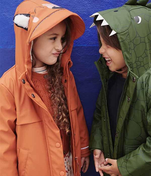 Manteaux pour enfants