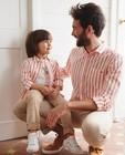 Twinnen met zoon