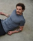 T-shirt coupe slim x pantalon cargo - null -